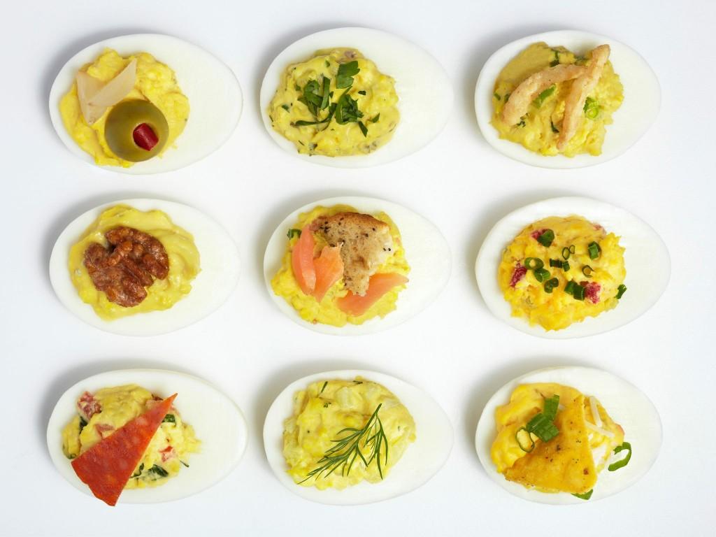 Ovos rechedos