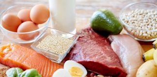Alimentos proibidos na dieta da proteína