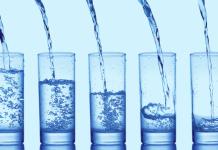 Quantos litros de água devo beber