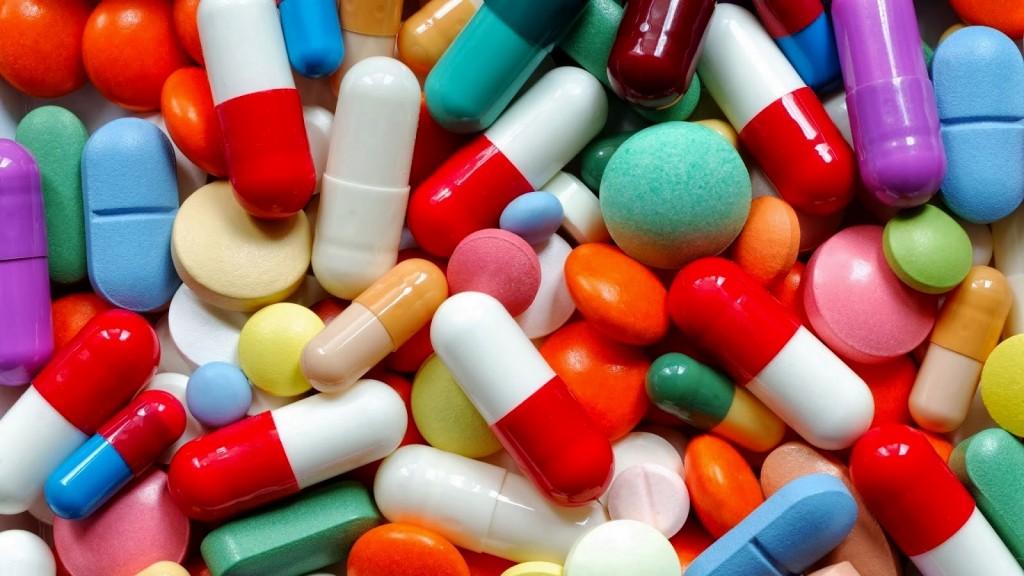 Complexo de vitaminas