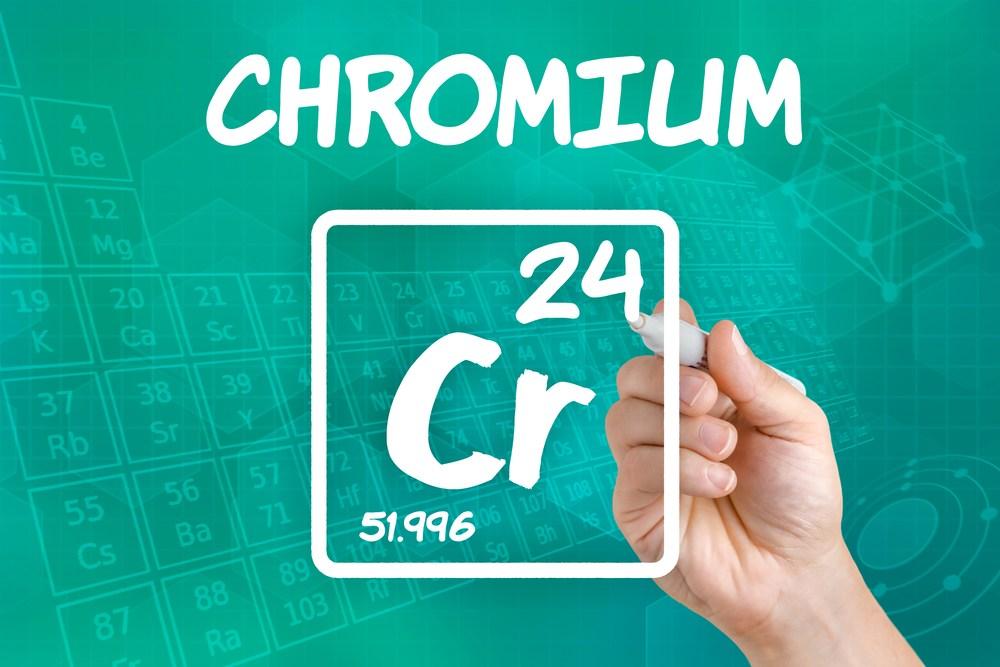 Fórmula do cromo