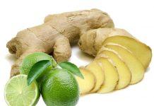 Gengibre com Limão