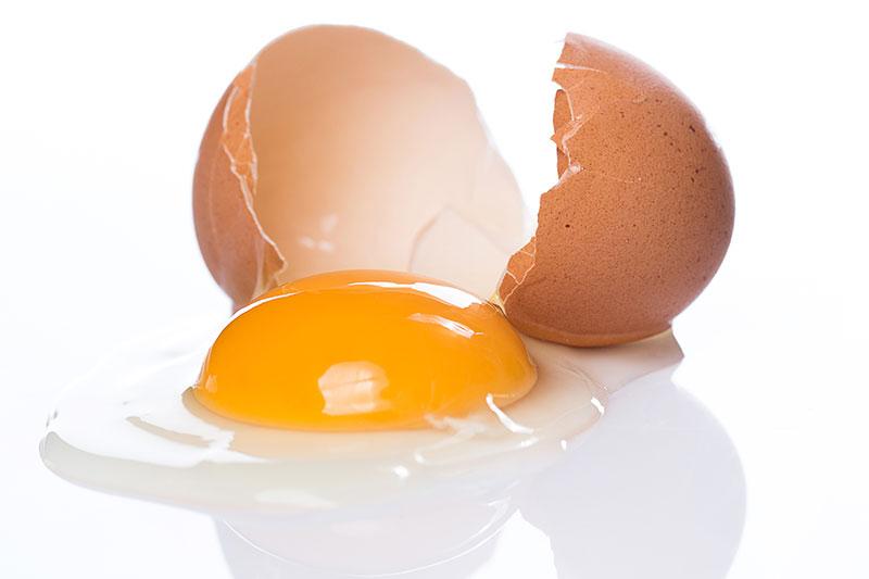 Ovos saudáveis