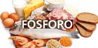 Alimentos com fósforo
