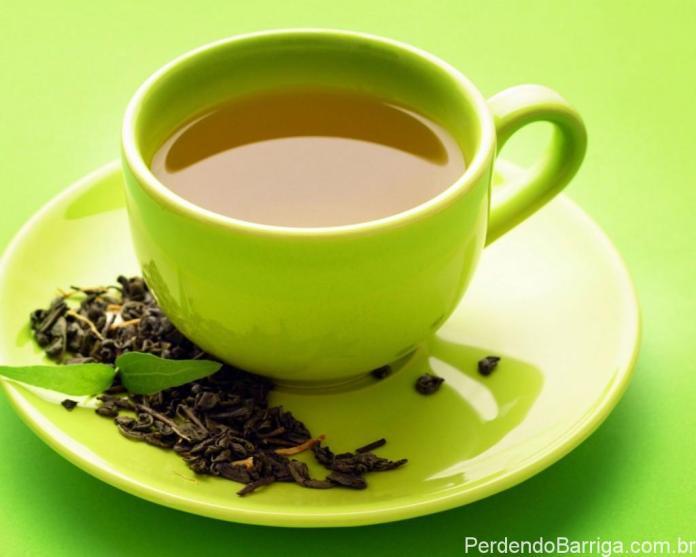 Beba chá para emagrecer