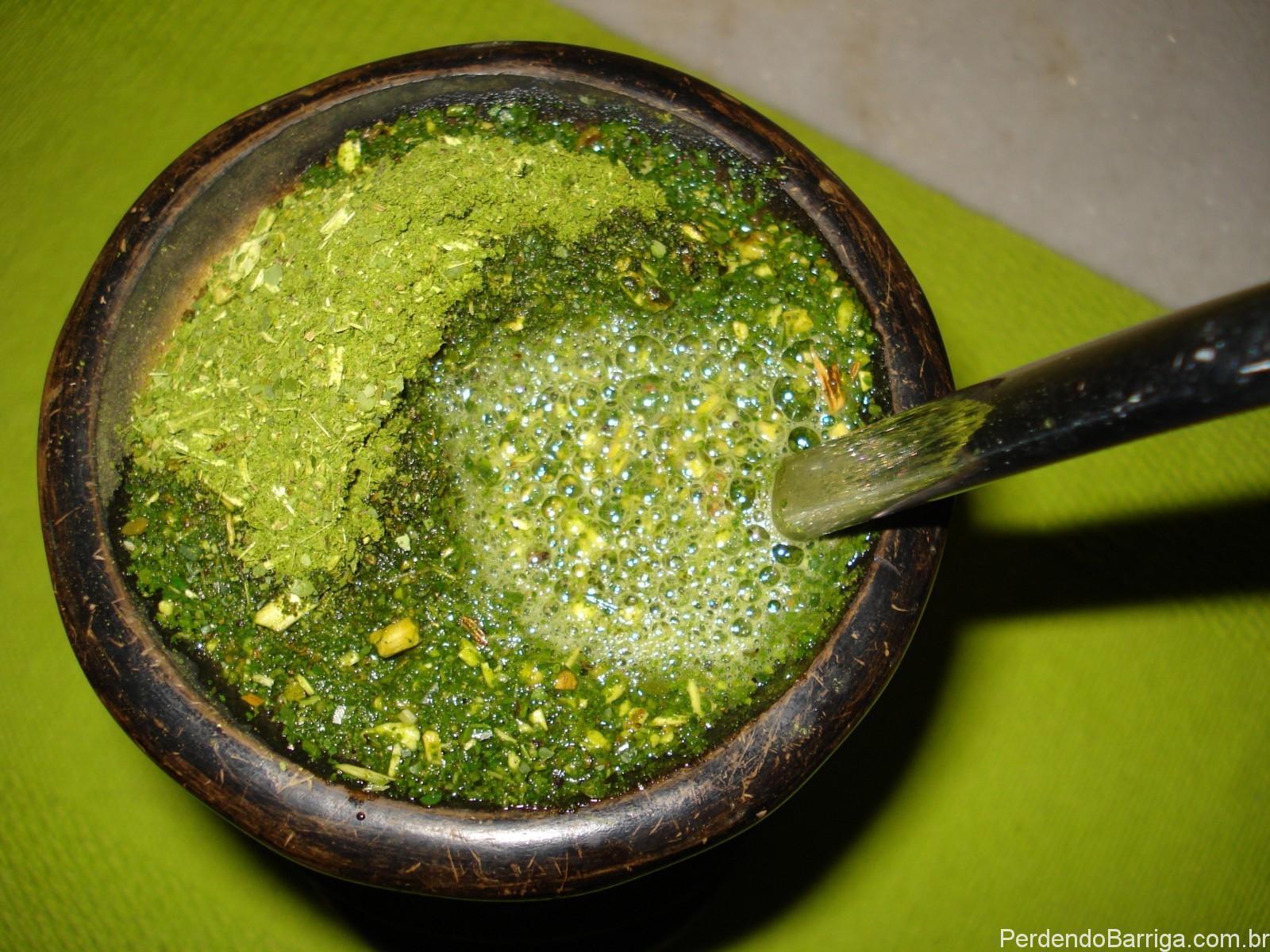 Chá erva-mate
