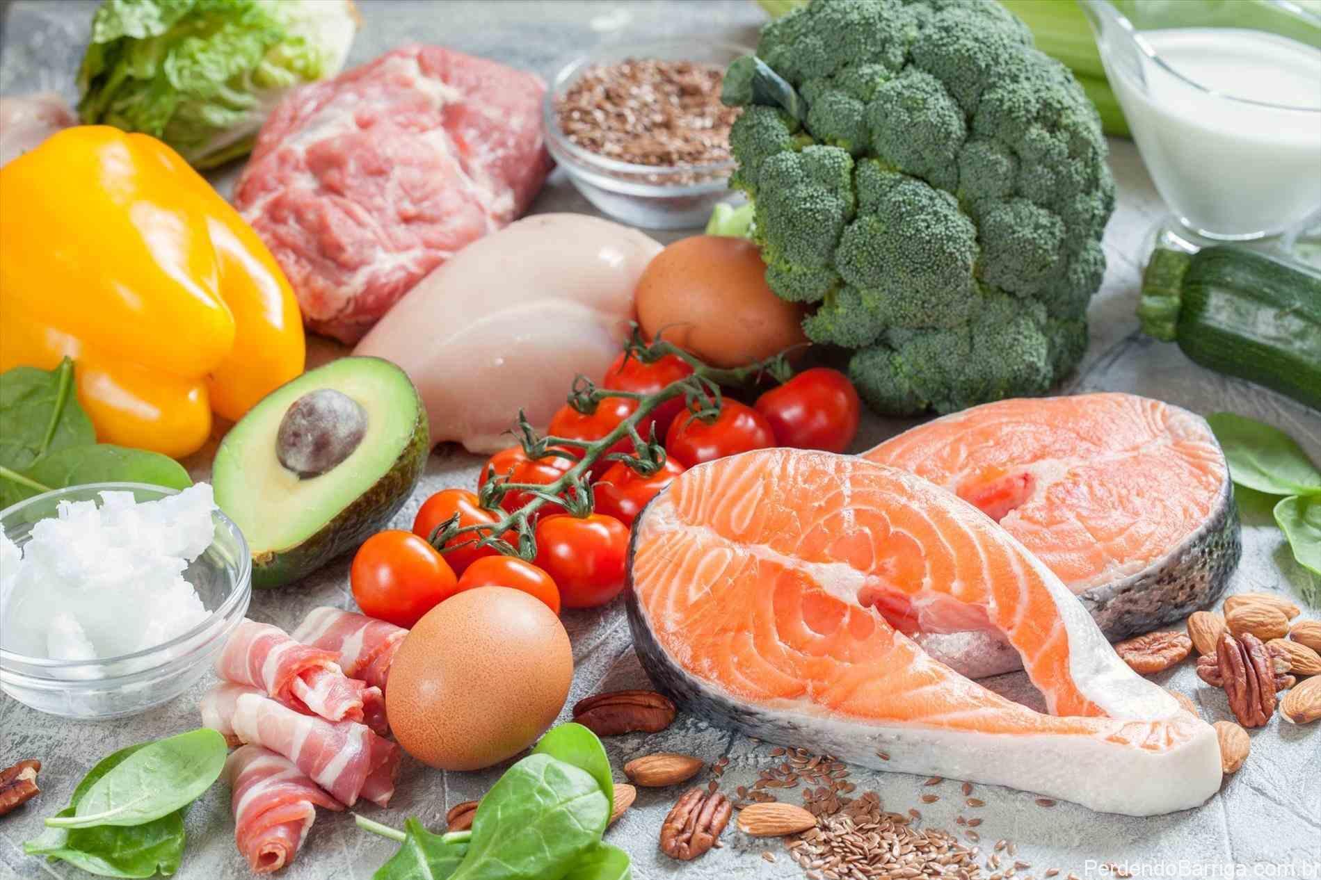 alimentos con proteinas para perder peso