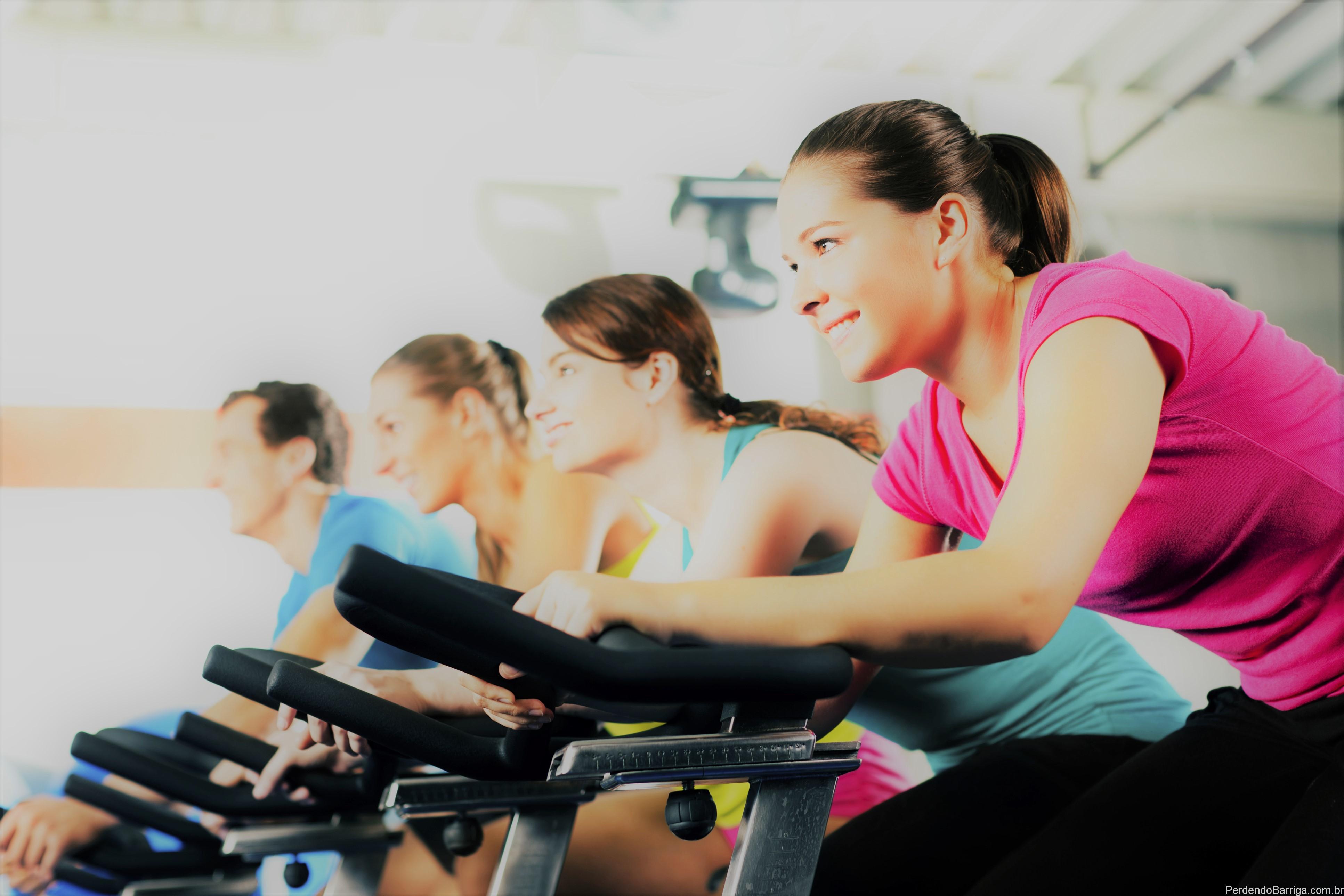 Treinando aeróbico