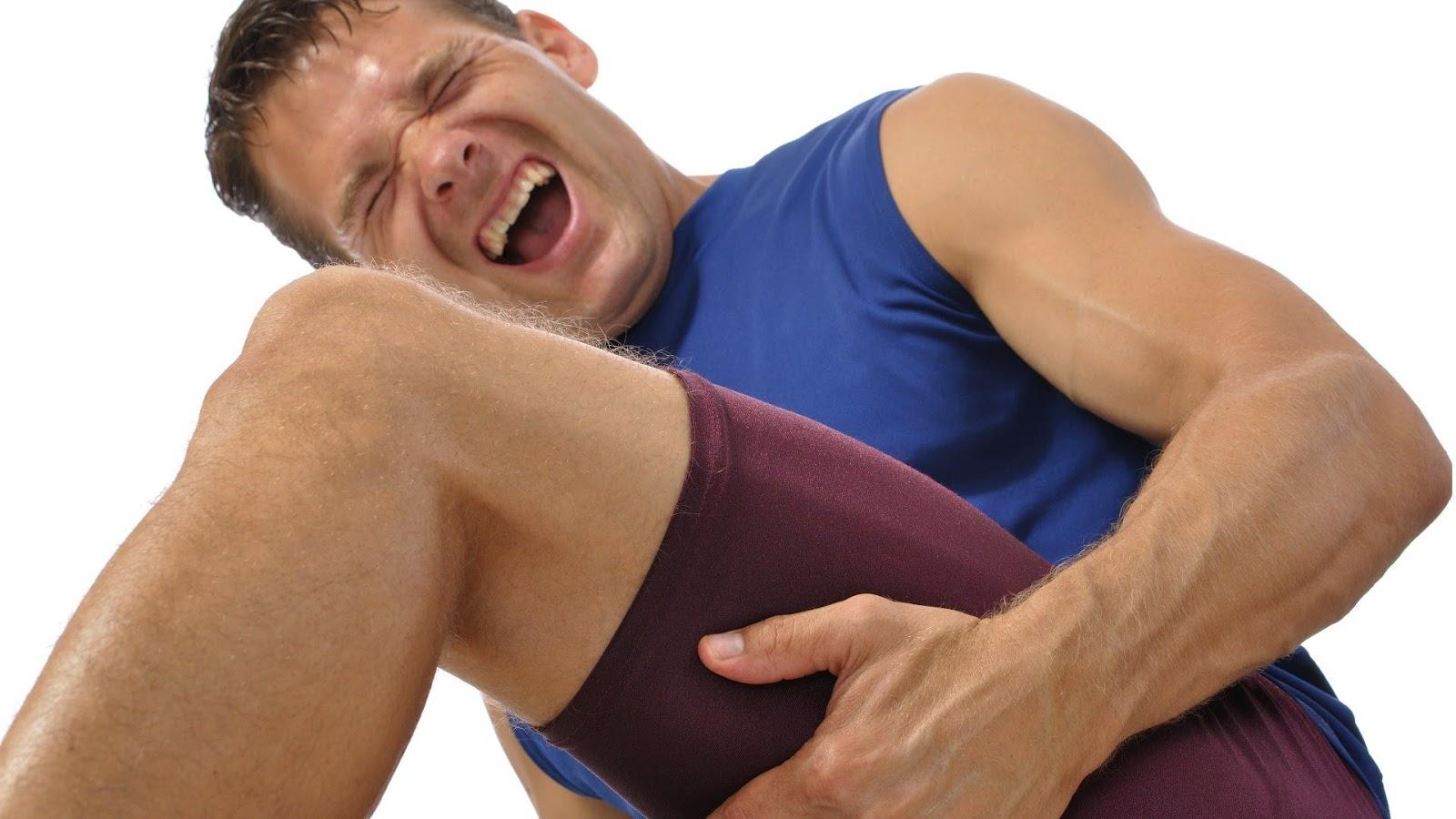 Ruptura muscular para o que a fazer