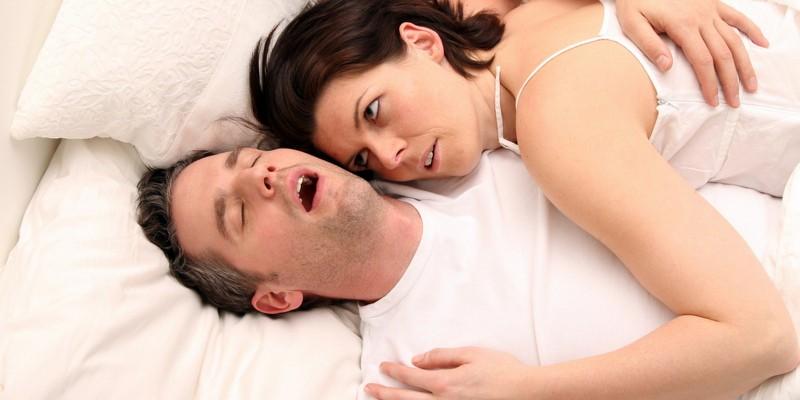 Ronco e Apneia do Sono