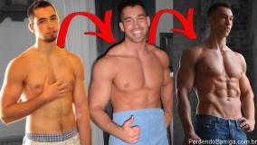 Ganhando massa muscular
