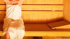 Sauna emagrece