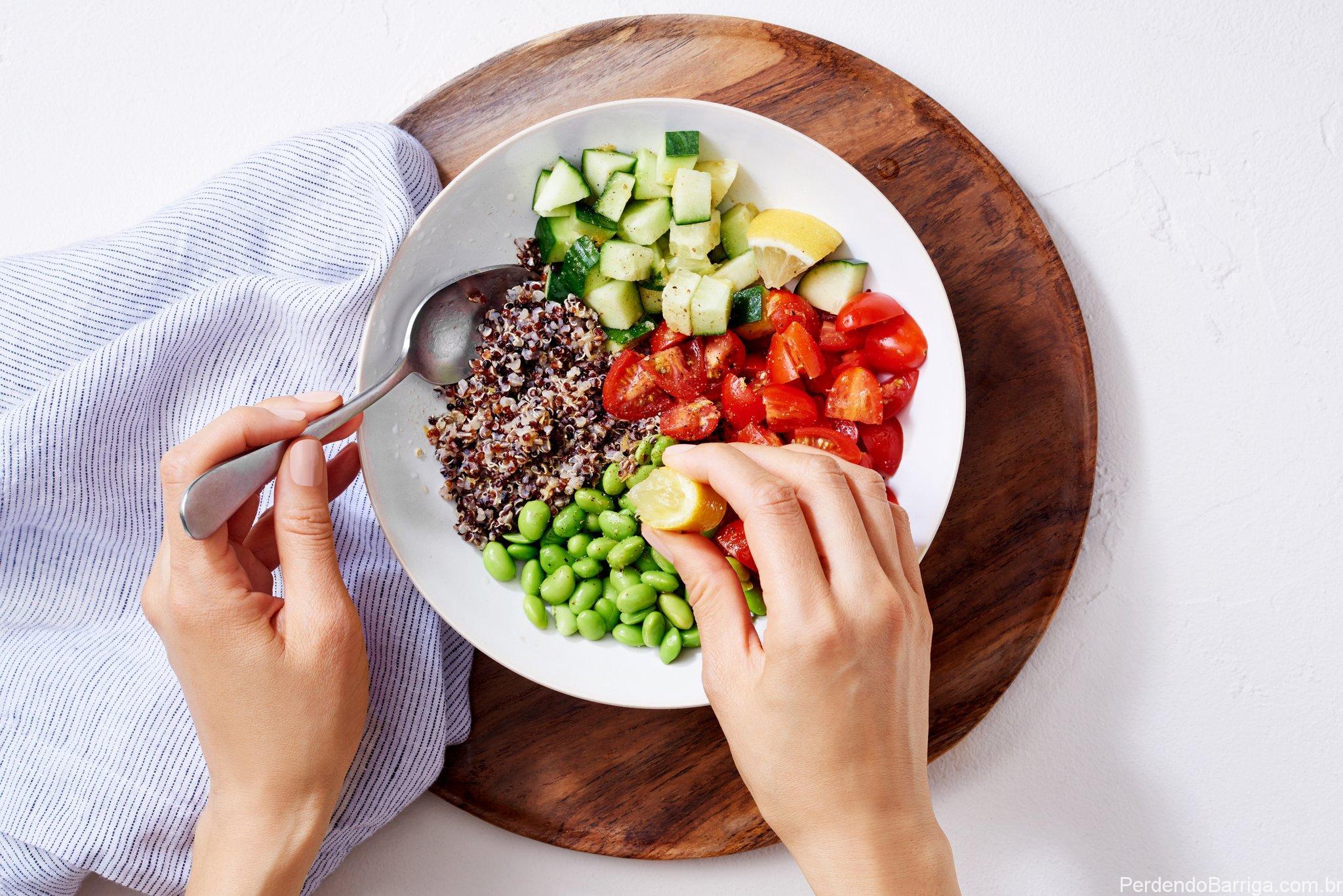 Alimentos e dietas