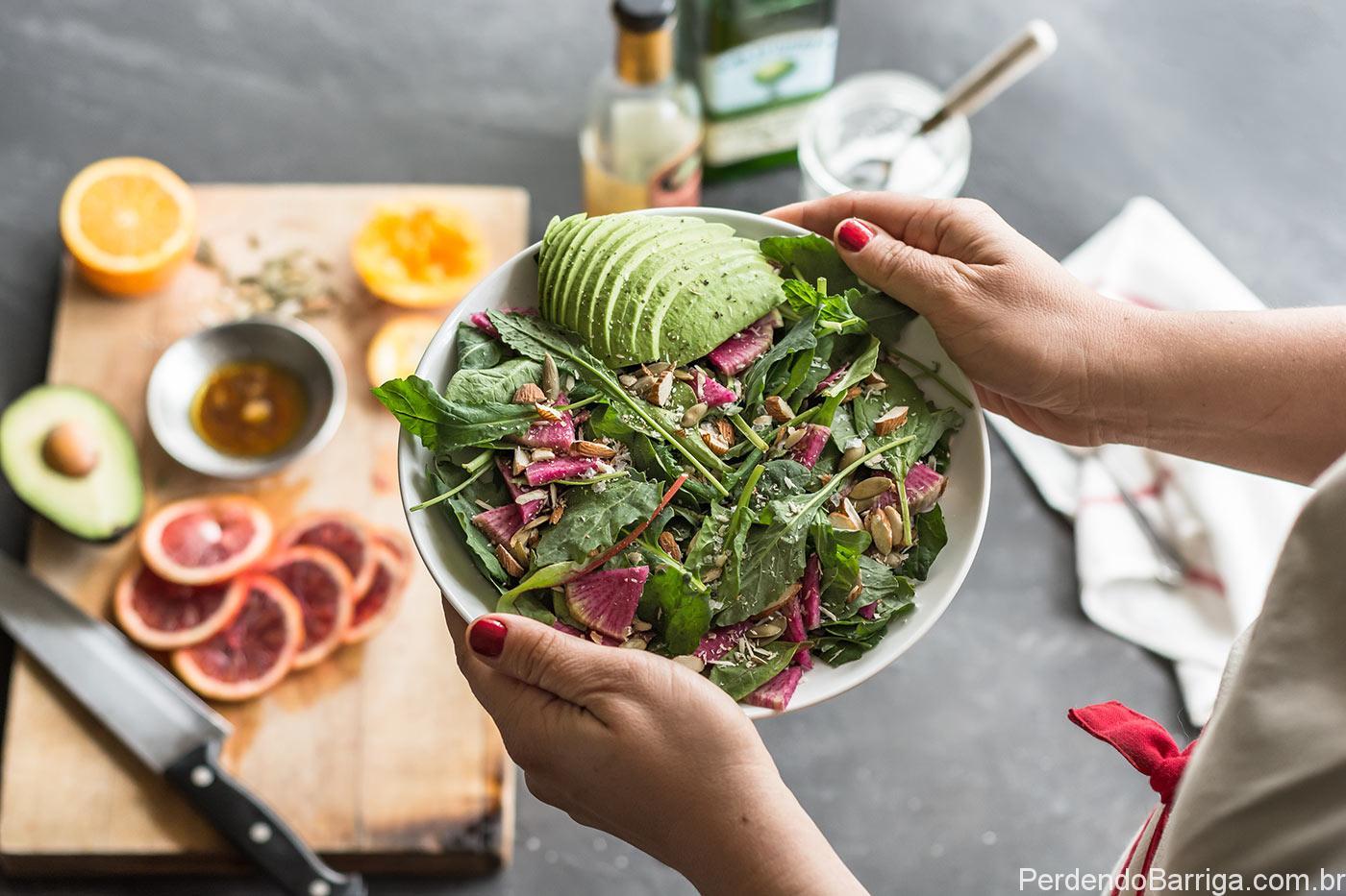 Dieta salada