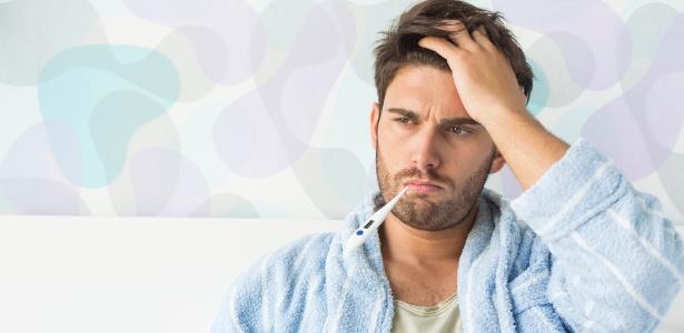 causas da febre