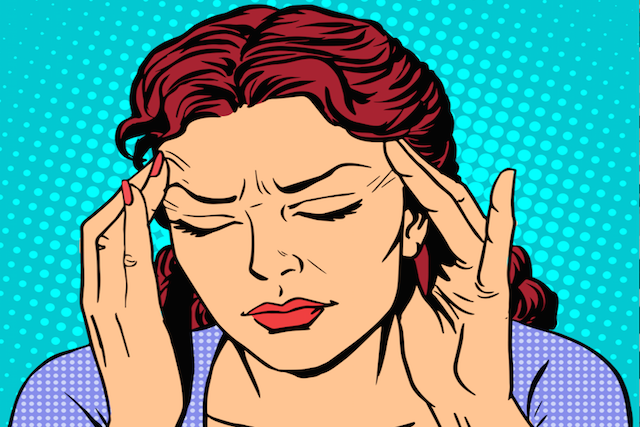 sintoma do estresse