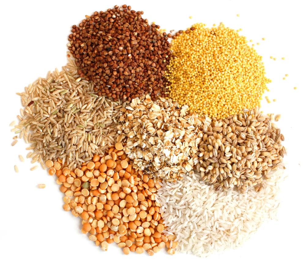grãos