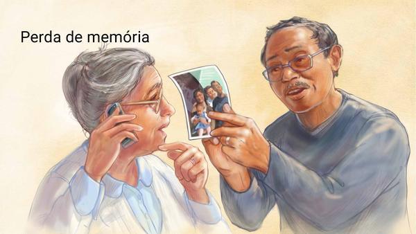 Alzheimer - Perda de memória
