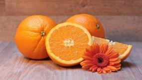 Frutas: laranjas