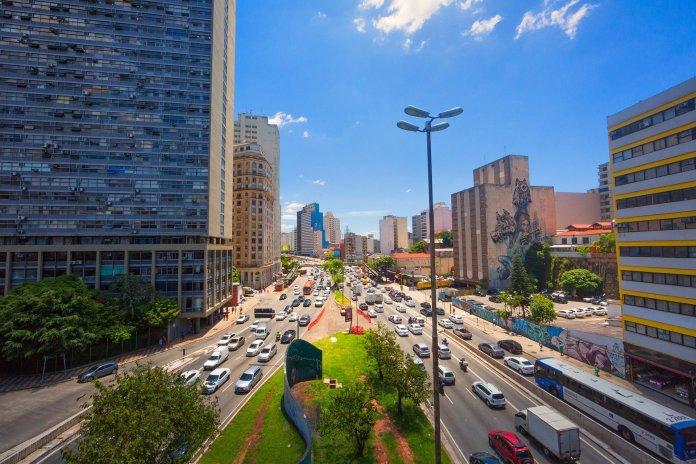 Cidade de São Paulo: Ruído e poluição